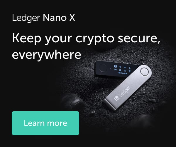 Secure your cryptocurrencies using Ledger Nano X