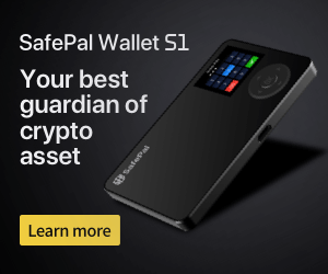 SafePal - Keep your cryptocurrencies safe